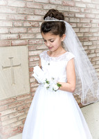 Michelia First Holy Communion St. Ed's May 7, 2017